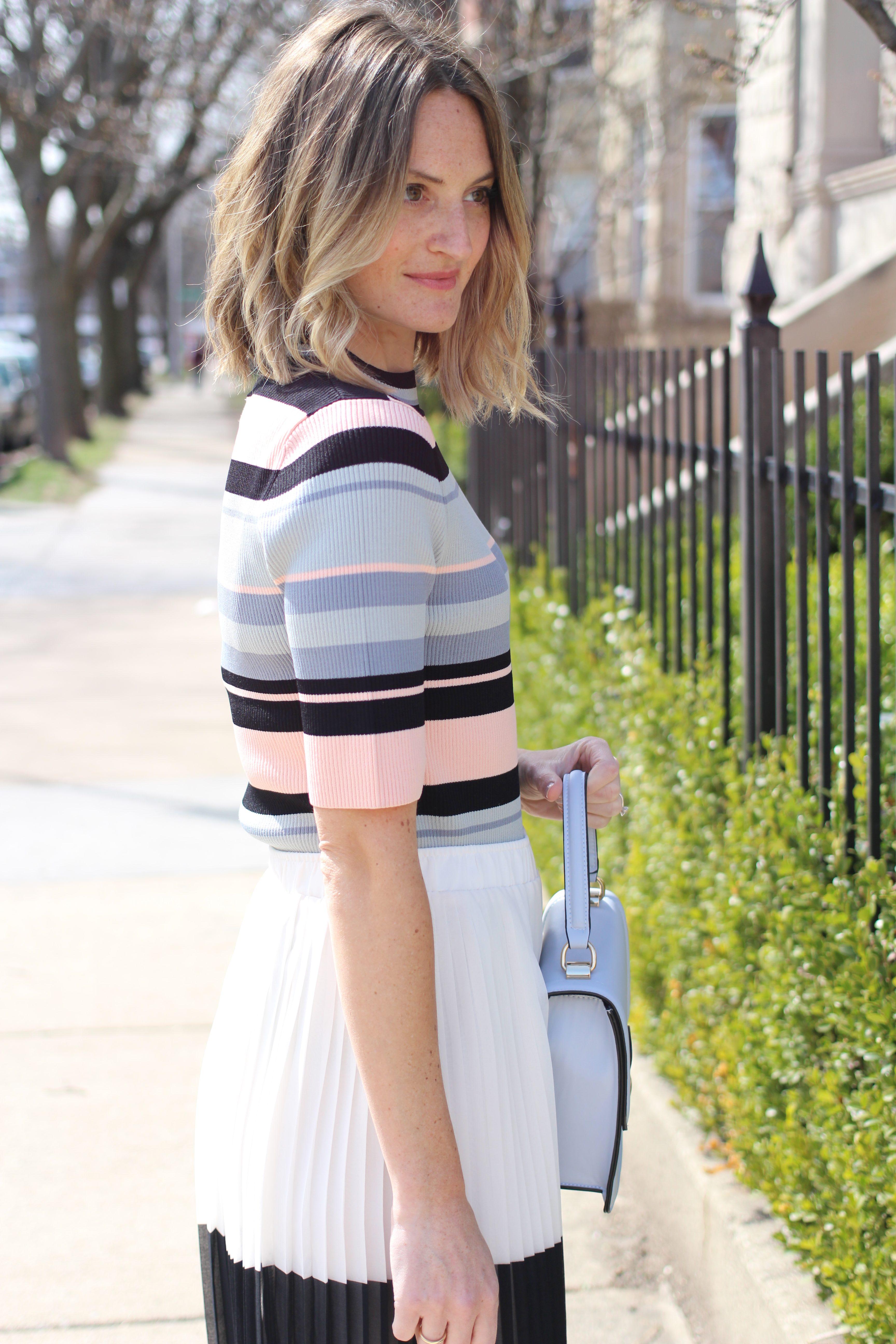 Three Ways to Style Stripes